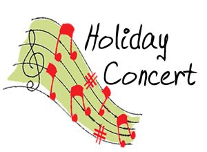 Holiday Concert clipart
