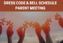 Bell Schedule meeting image