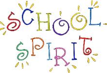 School Spirit clipart