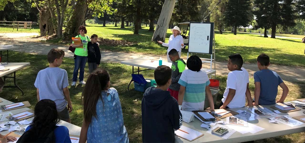 5th Grade Scout Island Study Trip