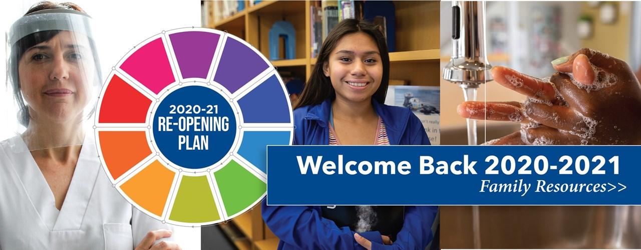Re-Opening Plan 2020-21 School Year
